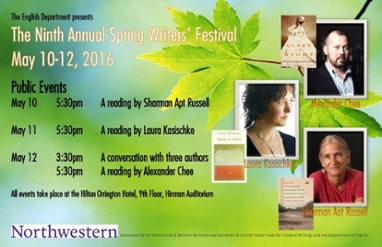 2016 Spring Writers Festival