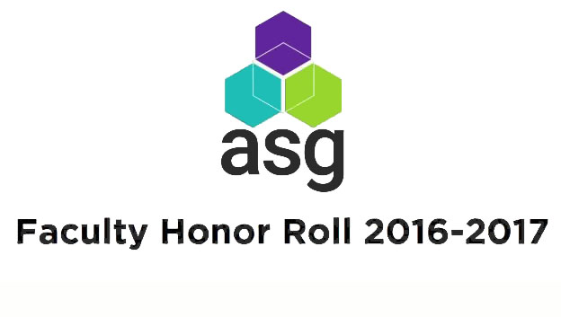 ASG Honor Roll